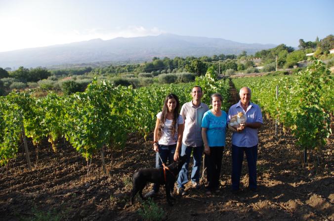 Etna Wine School – Tribute: Women of Etna – Mariarita Grasso
