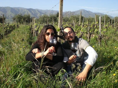 Etna Wine School – Tribute: Women of Etna – Valeria Franco – Vini Scirto